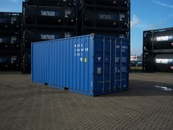 20FT High cube box container