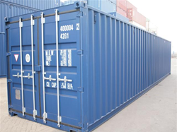 40FT STANDARD BOX CONTAINER