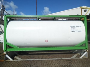 used ISO tanks