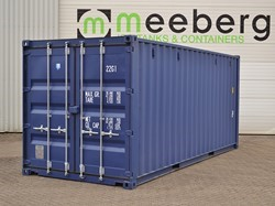 20FT STANDARD BOX CONTAINER
