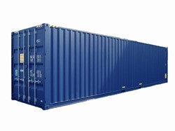 40FT HIGH CUBE BOX CONTAINER