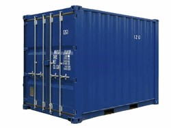 10FT STANDARD BOX CONTAINER