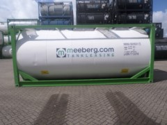 Stock   Meeberg ISO Tanks & Containers