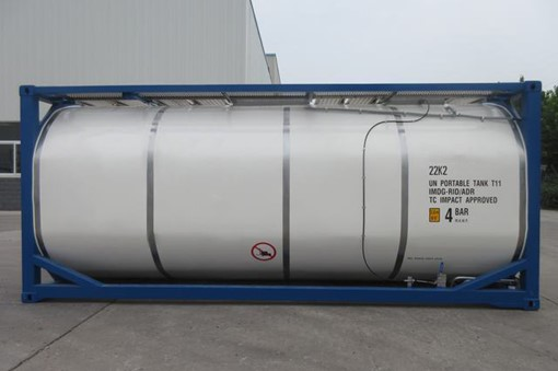 20FT ISO Tank | Meeberg ISO Tanks & Containers