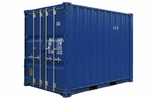 10ft Standard Box Container Meeberg Iso Tanks Containers
